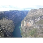 Barranca El Sumidero. Photo by Rick Taylor. Copyright Borderland Tours. All rights reserved.