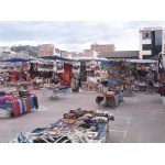 Otavalo Market. Photo by Dave Semler and Marsha Steffen. All rights reserved.