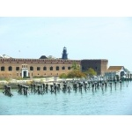 Fort Jefferson, Dry Tortugas. Photo by Rick Taylor. Copyright Borderland Tours. All rights reserved.