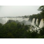 Iguazu Falls 2. Photo by Rick Taylor. Copyright Borderland Tours. All rights reserved.