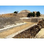 Monte Alban, Oaxaca, Mexico. Copyright Borderland Tours. All rights reserved.