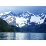 Resurrection Bay. Photo by Rick Taylor. Copyright Borderland Tours. All rights reserved